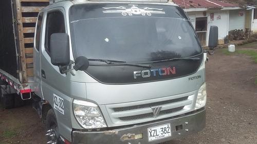 foton 6 ton bj5081