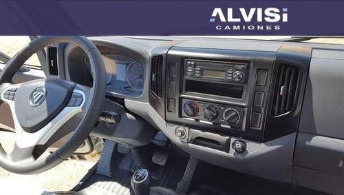 foton aumark isuzu 1039 doble cabina rueda simple + iva