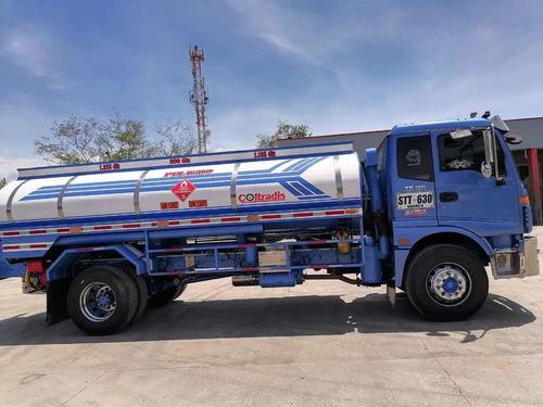 foton azul tanque