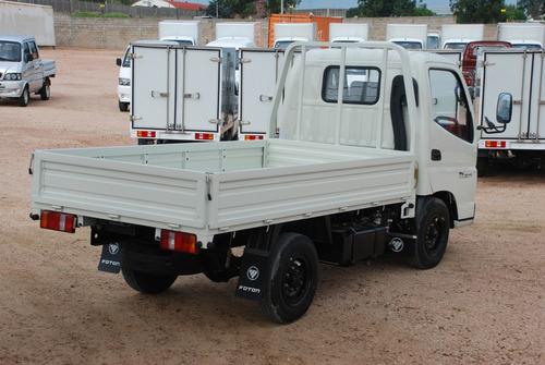 foton bj-1039 carga 1.900 kgs rueda simple