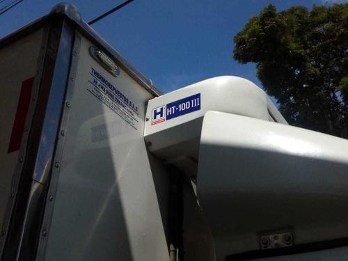 foton bj1039 (2.8) furgón aislado 2020 con trabajo.