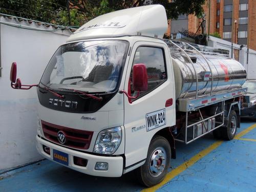 foton bj1043 tanque de agua