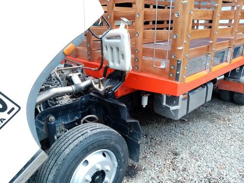 foton bj1069 estacas, motor 4.000cc - carga 4.200 kg