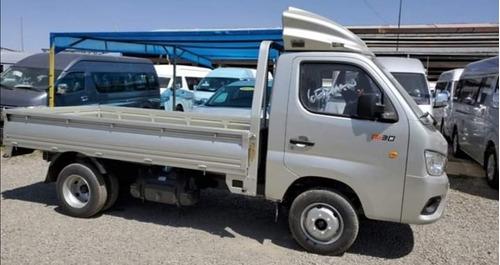foton camioneta
