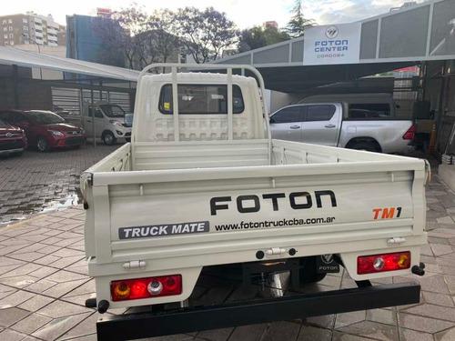 foton foton tm1 1.600 kg cabina simple k2500