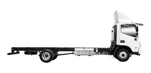 foton frr-s cummins 6.8 ton chasís - 2021