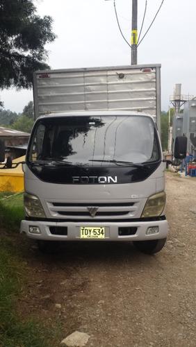 foton furgon