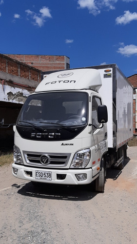 foton  furgon tipo nhr