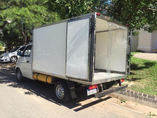 foton grand tour t3 box furgon termico con equipo de frio