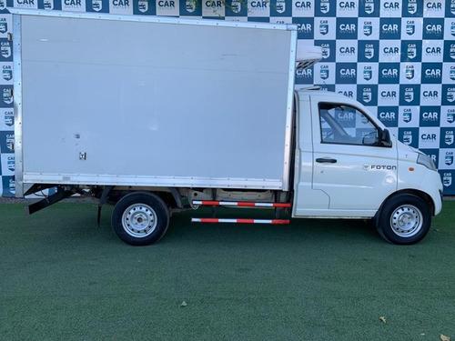 foton midi midi truck refrigerado 1.3