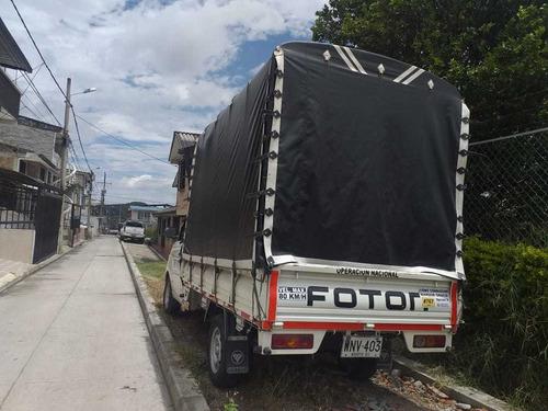 foton mini truck 2017