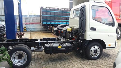 foton minitruck  3511dt zero km - no chassi