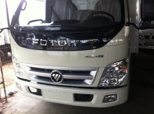 foton nuevo modelo c/ turbo 2018 furgon