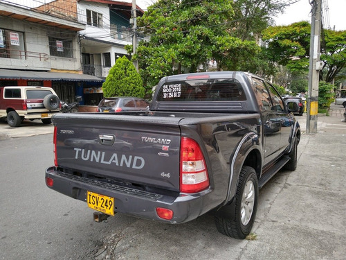 foton tunland 2016 full equipo diesel 4x4