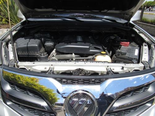 foton tunland s 2.8 diésel mecánica dc 4x4