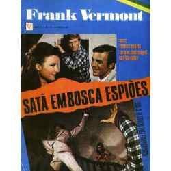 fotonovela frank vermont nº 9 satã embosca espiões