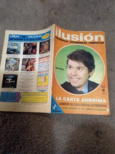 fotonovela ilusion