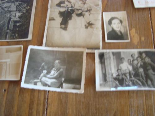 fotos antiguas,lote distintas tama~nos