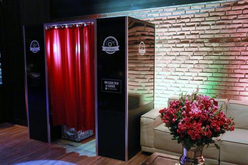 fotos, cabine aluguel cabine