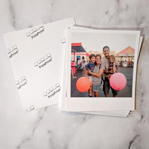 fotos polaroid clasicas pack x 100 fotos