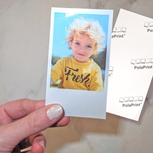 fotos polaroid mini pack x 100 fotos