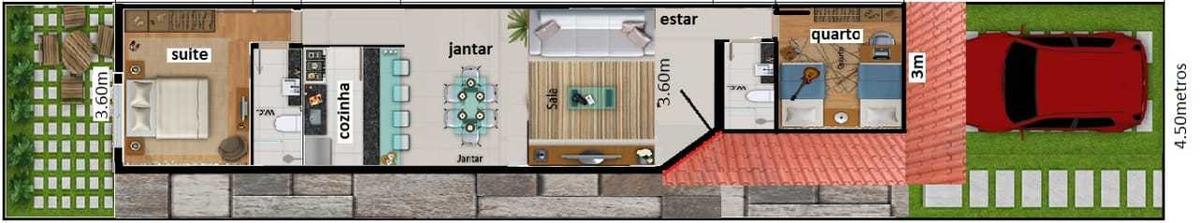 fotos reais do imóvel. proprietário vende casa nova e pronta