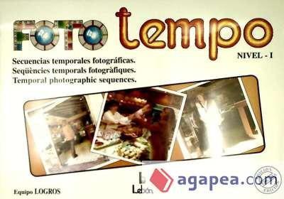 fototempo. nivel 1. secuencias temporales fotográficas(libro