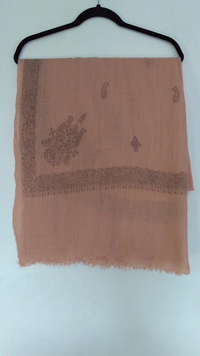 ba5983ae62875 Foulard Bufanda Pañuelo Grande Zara Rosa  a77 -   349.00 en Mercado ...