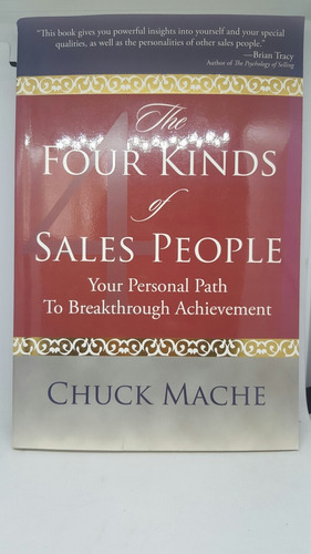 four kinds of sales people 4 tipos vendedores libro ingles