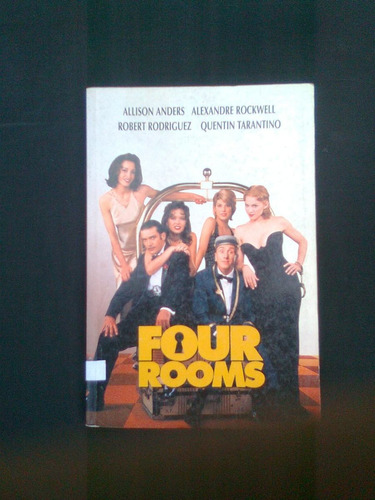 four rooms, anders - rockwell - rodriguez - tarantino