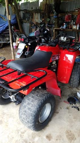 four wheel yamaha bear tracker