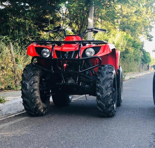 four wheel yamaha, grizzly, 4x4, 350cc, automático