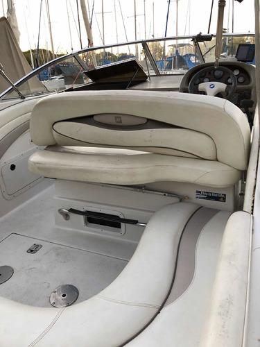 four winns 258 volvo 170 hp turbo diesel crbarcos