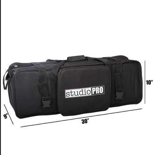 fovitec studiopro - bolsa de transporte de 30 pulgadas en ub
