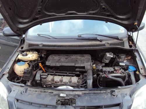 fox 1.0 09 sucata motor cambio porta capo suspensão farol