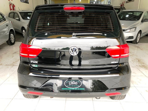 fox 1.6 comfortline total flex 2016 preto