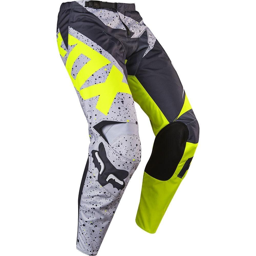 92723753733 Fox 180 Nirv Pantalon Mtb Moto Mx Enduro Bmx Dh Tall 32 -   219.000 ...