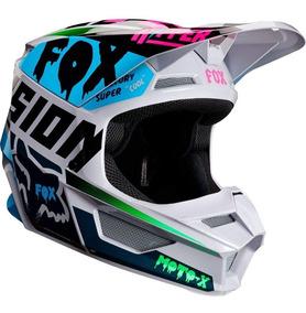 Simpson Racing 89204A RX Shield-Amber//BlueBlocker Helmet