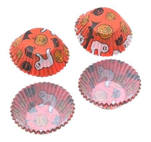 fox run halloween mini muffin baking cups paquete de 75