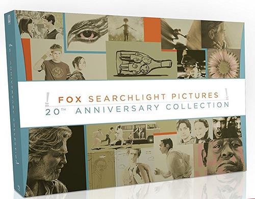 fox searchlight pictures 20 anniversary en blu-ray importado