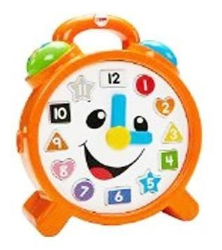 fp  reloj aprende a contar