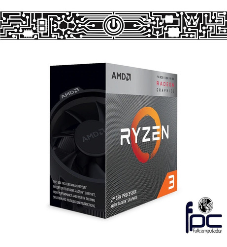 fpc kit amd a320m + ryzen 3200g 3400g + ddr4 8gb 2666mhz