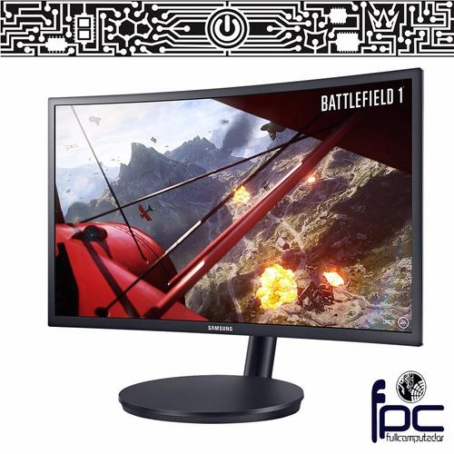 fpc - monitor curvo gamer samsung cfg70 24 pulg 144 hz  1ms