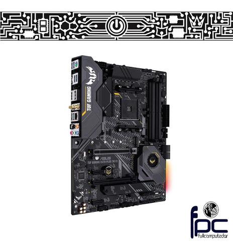 fpc motherboard asus tuf gaming x570-plus wi-fi ryzen am4