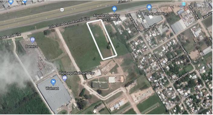 fraccion 10000 m2 km 51 panamericana pilar