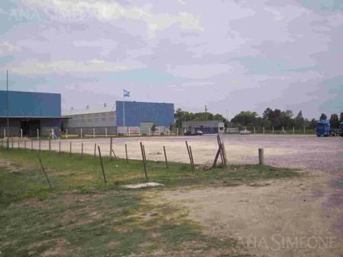 fracción 10.000m2 en parque industrial, zona i3