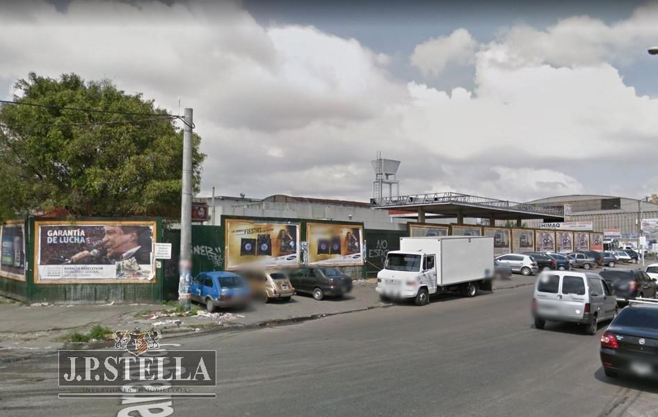 fracción 1480 m² - ex estación de servicios - frente 3 calles - s.justo (ctro)