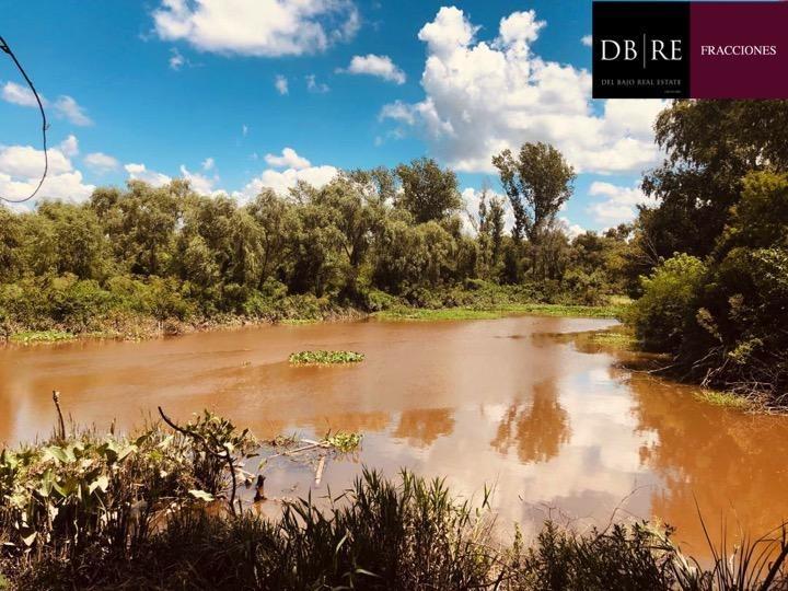 fracción 15 has. - río gambado - delta tigre