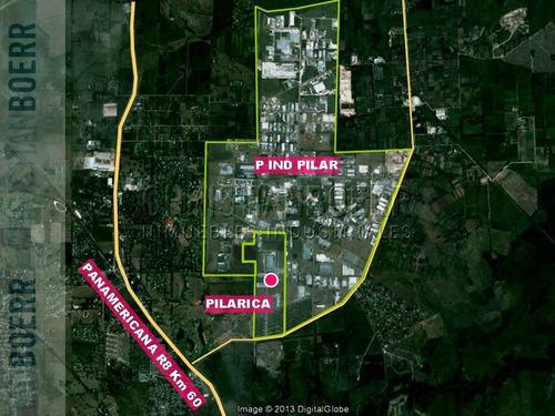 fraccion 30.000m parque industrial pilarica
