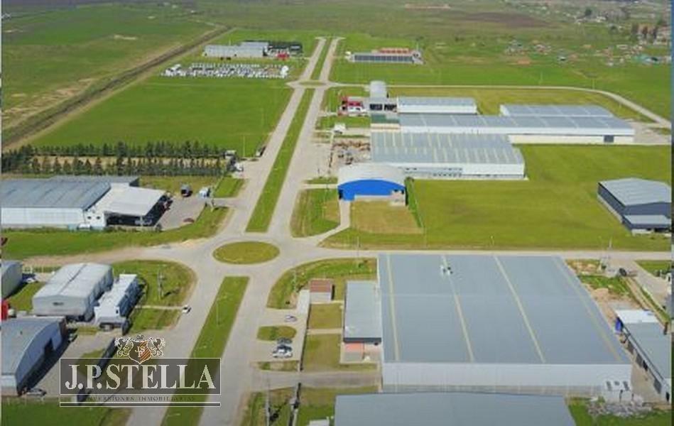 fraccion 4330 m² - parque industrial la matanza - virrey del pino